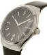 Skagen Men's Sundby SKW6260 Black Leather Quartz Watch - Side Image Swatch