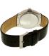 Skagen Men's Sundby SKW6268 Black Leather Quartz Watch - Back Image Swatch
