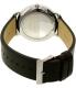 Skagen Men's Hagen SKW6274 Black Leather Quartz Watch - Back Image Swatch