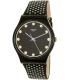 Swatch Women's Gent GB293 Black Nylon Swiss Quartz Watch - Main Image Swatch
