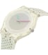 Swatch Girl's Gent GE246 Clear Suede Swiss Quartz Watch - Side Image Swatch