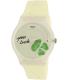 Swatch Men's New Gent SUOW119 White Silicone Swiss Quartz Watch - Main Image Swatch