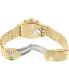 Swatch Women's Irony YCG413G Gold Stainless-Steel Swiss Quartz Watch - Back Image Swatch