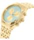 Swatch Women's Irony YCG413G Gold Stainless-Steel Swiss Quartz Watch - Side Image Swatch