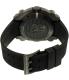 Hamilton Men's Khaki H78585333 Bagpipe Rubber Swiss Quartz Watch - Back Image Swatch