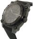 Hamilton Men's Khaki H78585333 Bagpipe Rubber Swiss Quartz Watch - Side Image Swatch