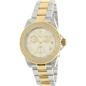 Invicta Women's Angel 16998 Silver Stainless-Steel Quartz Watch
