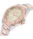 Invicta Women's Angel 17527 Rose Gold Stainless-Steel Quartz Watch - Side Image Swatch