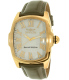 Invicta Men's Lupah 20459 Gold Leather Quartz Watch - Main Image Swatch