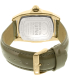 Invicta Men's Lupah 20459 Gold Leather Quartz Watch - Back Image Swatch