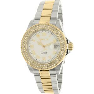 Invicta Women's Angel 20503 Gold Stainless-Steel Swiss Quartz Watch