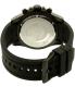 Invicta Men's Aviator 21741 Black Rubber Quartz Watch - Back Image Swatch