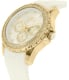 Invicta Women's Angel 21900 White Rubber Quartz Watch - Side Image Swatch