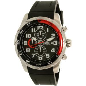 Invicta Men's Pro Diver 21945 Black Rubber Quartz Watch