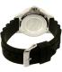 Invicta Women's Speedway 21968 Silver Silicone Quartz Watch - Back Image Swatch