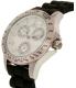 Invicta Women's Speedway 21968 Silver Silicone Quartz Watch - Side Image Swatch