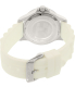 Invicta Women's Speedway 21972 White Silicone Quartz Watch - Back Image Swatch