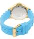Invicta Women's Speedway 21979 Gold Silicone Quartz Watch - Back Image Swatch