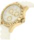 Invicta Women's Speedway 21985 White Silicone Quartz Watch - Side Image Swatch