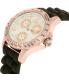 Invicta Women's Speedway 21986 Rose Gold Silicone Quartz Watch - Side Image Swatch