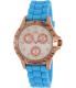 Invicta Women's Speedway 21990 Blue Silicone Quartz Watch - Main Image Swatch