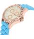 Invicta Women's Speedway 21990 Blue Silicone Quartz Watch - Side Image Swatch
