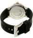 Invicta Men's Ceramics 22207 Black Silicone Quartz Watch - Back Image Swatch