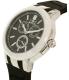 Invicta Men's Ceramics 22207 Black Silicone Quartz Watch - Side Image Swatch