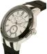 Invicta Men's Ceramics 22208 Black Silicone Quartz Watch - Side Image Swatch
