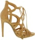 Jessica Simpson Women's Racine Leather Ankle-High Leather Sandal - Side Image Swatch