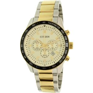 Citizen Men's AN8076-57P Gold Stainless-Steel Quartz Watch