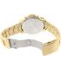 Citizen Men's AN8083-51P Gold Stainless-Steel Quartz Watch - Back Image Swatch