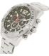 Citizen Men's AN8120-57E Silver Stainless-Steel Quartz Watch - Side Image Swatch