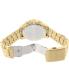 Citizen Men's AN8132-58P Gold Stainless-Steel Quartz Watch - Back Image Swatch