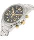 Citizen Men's AN8134-52L Silver Stainless-Steel Quartz Watch - Side Image Swatch