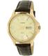 Citizen Men's BF2003-09P Gold Leather Quartz Watch - Main Image Swatch