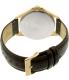 Citizen Men's BF2003-09P Gold Leather Quartz Watch - Back Image Swatch