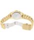 Citizen Men's BI0952-55C Gold Stainless-Steel Quartz Watch - Back Image Swatch
