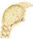 Citizen Men's BI5022-50P Gold Stainless-Steel Quartz Watch - Side Image Swatch