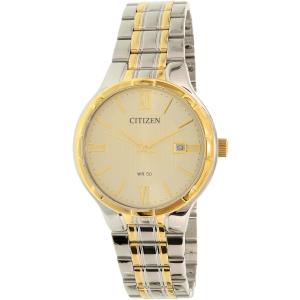 Citizen Men's BI5024-54P Gold Stainless-Steel Quartz Watch