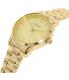 Citizen Women's EJ6083-59P Gold Stainless-Steel Quartz Watch - Side Image Swatch