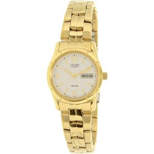 Citizen Women's EQ0542-51A Gold Stainless-Steel Quartz Watch