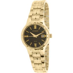 Citizen Women's EU6022-54E Gold Stainless-Steel Quartz Watch