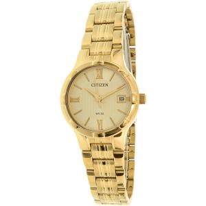 Citizen Women's EU6022-54P Gold Stainless-Steel Quartz Watch