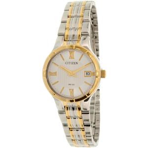 Citizen Women's EU6024-59A Gold Stainless-Steel Quartz Watch