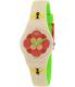 Swatch Women's Lady LM140 Beige Silicone Swiss Quartz Watch - Main Image Swatch