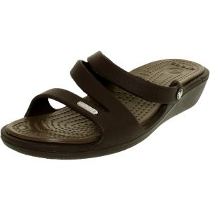 Crocs Women's Patricia Ankle-High Rubber Sandal