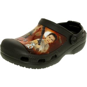 Crocs Boy's Star Wars Ankle-High Rubber Flat Shoe