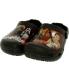 Crocs Boy's Star Wars Ankle-High Rubber Flat Shoe - V4 Image Swatch