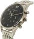 Emporio Armani Men's Dress AR1942 Silver Stainless-Steel Quartz Watch - Side Image Swatch